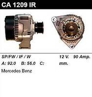 Генератор восст. /90A/ Mercedes Sprinter 2,3-2,9D