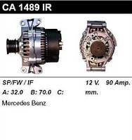 Генератор восст. /90A/ Mercedes Sprinter, Vito 2,2-2,7CDI
