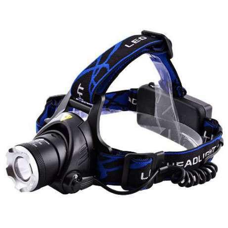 Ліхтарик налобний POLICE BL-204С T6
