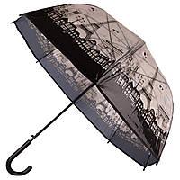 Силиконовый зонт-трость 20022/1  Eiffel Tower