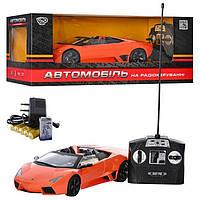 Машина M 2345 U/R, Lamborghini Reventon, радиоуправление, М 1:14, свет, аккумулятор, в коробке 46*19*22 см