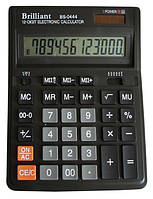 Калькулятор BS-0444, 12 разрядов, (200*153*31 мм.). Brilliant