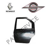 Дверь задняя на Renault Logan (Рено логан)