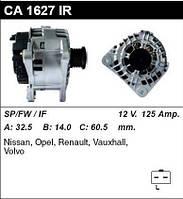 Генератор /125A / Opel Movano 1,9-2,2dCi, Renault Trafic 1,9dCi, Kangoo 1,5DCI