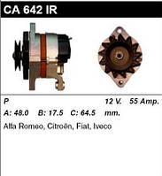 Генератор /55A / Iveco E1 2,5-2,8 , Fiat Ducato -94