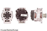 Генератор восст. /120A/ Citroen C3, C4, MINI, Peugeot 207, 308, 1,6 07-