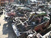 Установка двигателей Mercedes OM366, OM364, MAN D0824, D0826