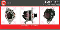 Генератор восст. /150A/ Iveca Daily IV, Fiat Ducato 2.3D Multijet 06-