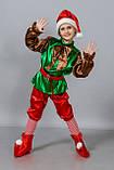 Детский карнавальный костюм Лесного гнома, фото 3