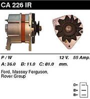 Генератор восст. /55A/ Ford Escort, Fiesta, Granada, Orion, Sierra 1,1-3,0
