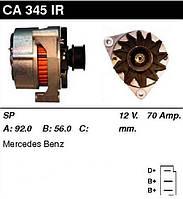 Генератор восст. /70A/ Mercedes 190,W123,W124, T1, 1,8-2,0-2,3