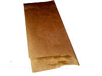 Пакет бумажный для хот-дога 10x23 см коричневый