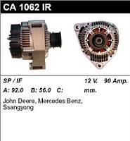 Генератор восст. /90A/ Mercedes 207,307,308 -96, Sprinter 2,3-2,9D W124, 202, 210