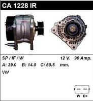 Генератор восст. /90A/ VW Transporter IV, LT-II 2,4-2,8D