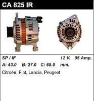 Генератор восст. /95A/ Citroen XM,P605 Juamp, Peugeot Boxer, 2,5 D/TD, Samand 1.8i