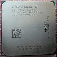 Процессор AMD Athlon II X4 635 2.9GHz/2Mb AM2+/AM3