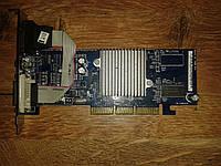 Видеокарта ASUS GeForce MX4000 V9400-X/TD/64M/A  64MB AGP