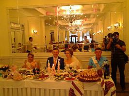Набор свадебный с табличкой розового цвета в тон свадьбы 2
