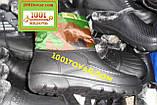 Камуфляжные резиновые сноубутсы-дутики мужские на меху Columbia (сапоги, ботинки), фото 2