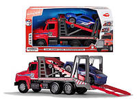 Большая машина-транспортёр Dickie Toys Air Pump Car Transporter
