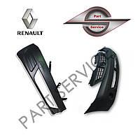 Бампер передний на Renault Logan (Рено логан)