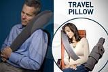 Подушка надувная для Путешествий Travel Pillow, фото 2