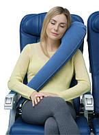 Подушка надувная для Путешествий Travel Pillow