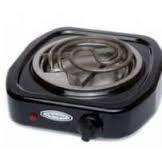 Электро плита Лемира 1конфорочная (1 кВт Узкий тэн)