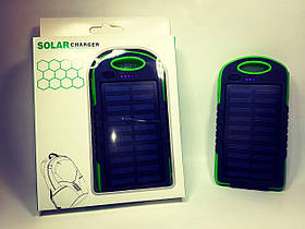 Power Bank 8000 + LED 12 ( Green )
