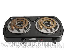 Электро плитка Лемира 2х конфорочная (2 кВт Широкий тэн)