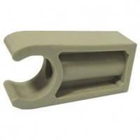 Крепление пластиковое для труб PP-R удлиненное — зажимное d25—50, FV-Plast
