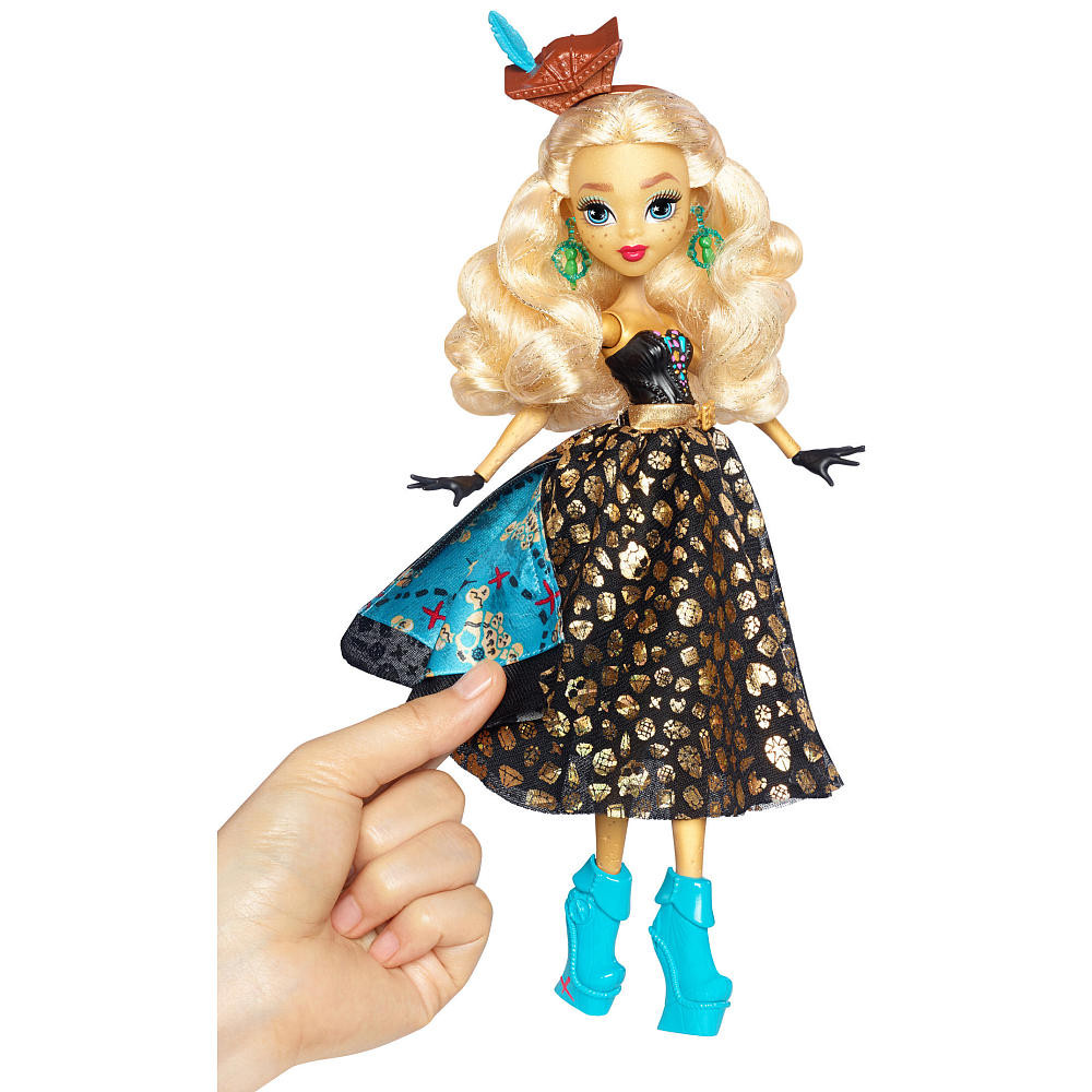 Кукла Monster High Shriek Wrecked Nautical Ghouls Dayna Treasura Jones, Дана Трежура Джонс,  кораблекрушение.