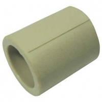 Муфта для пайки соединительная PP-R ВП*ВП d20 (Чехия), FV-Plast