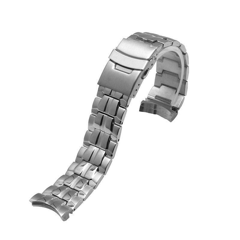 Браслет для часов Сasio EF-550, литой. 22 мм