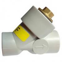 Фильтр полипропиленовый PP-R 25 (Чехия), FV-Plast
