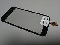 Тачскрин (сенсор) для Fly iQ4404 (black) Original