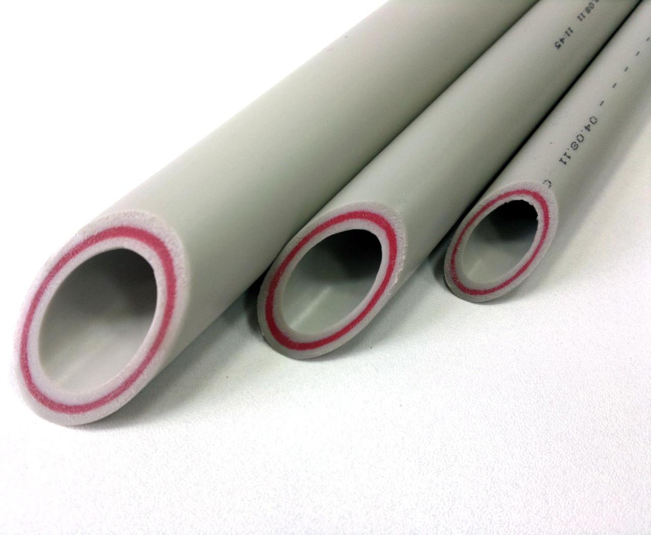 Труба стекловолокно PN 20 (Firat), Диаметр (d) — 50 мм, Толщина стенки (s) (мм) — 8,4 мм, (min длина - 4 м)