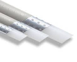 Труба стаби PLUS полипропилен с армировкой PN 20 — Диаметр (d) 75 мм. Толщина стенки 10,4 мм.