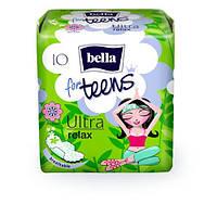 Прокладки Бела For Teens 10шт 4к Ultra Relax (5900516302375)