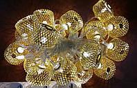 Электро-гирлянда 20L с насадкой «Золотой бочонок» на 20 светодиодов