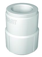 Муфта для труб переходная — 40х25 Ø,мм, Firat Plastik