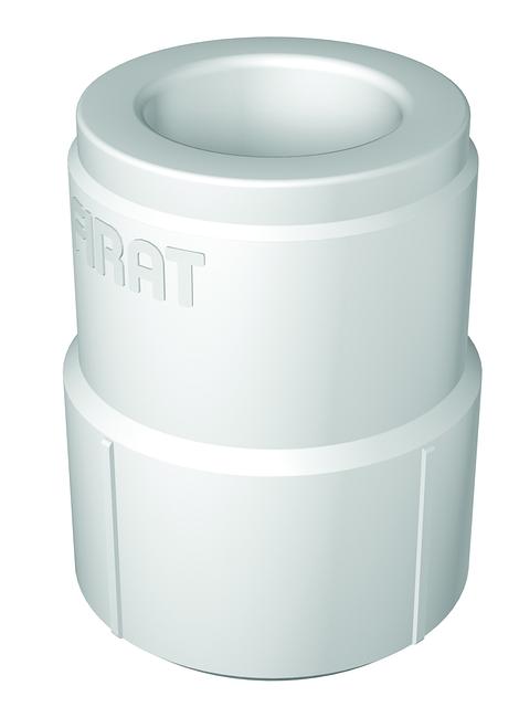 Муфта для труб переходная — 50х25 Ø,мм, Firat Plastik