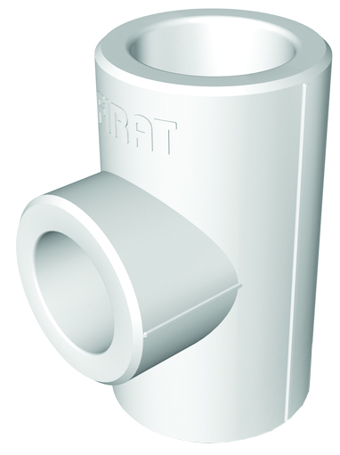 Пластиковый тройник для труб — 32 Ø,мм, Firat Plastik