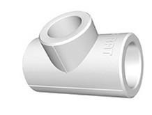 Тройник редукционный полипропилен переходной — 40х25х40 Ø,мм, Firat Plastik