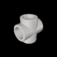 Крестовина для труб — 25 Ø,мм, Firat Plastik