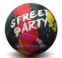 Мяч футбольный Alvic Street Party №5, для улицы