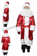 Детский костюм Деда Мороза рост 140