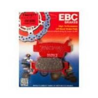 Тормозные колодки EBC FA410TT