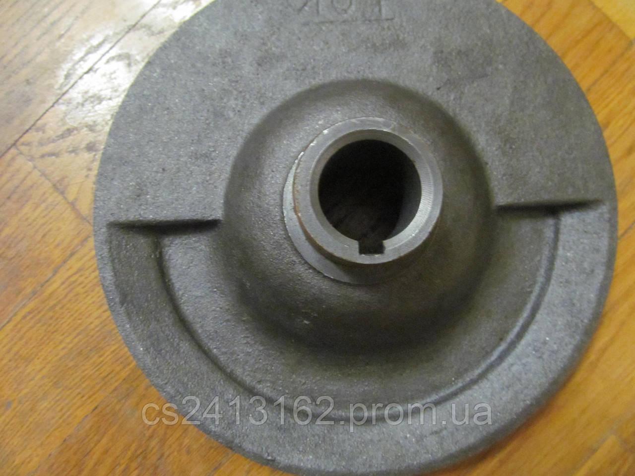 Шкив коленвала одноручейный Д21А-1308157-А (Т-16 Т-25) .