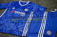 Футбольная форма 2016-2017 Челси (Chelsea)